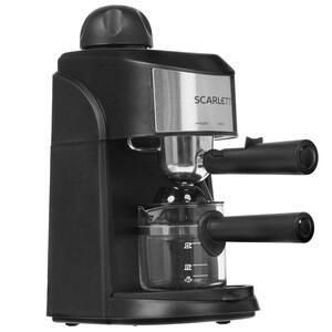 Кофеварка рожковая Scarlett SC-CM33005 черный