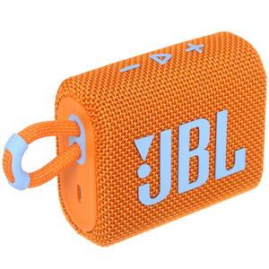 Портативная колонка JBL GO 3 оранжевый