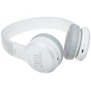 Bluetooth гарнитура JBL LIVE 400BT белый