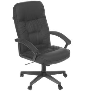Кресло офисное Бюрократ T-9908AXSN-Black черный
