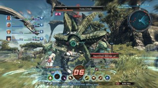 Игра для Wii U Xenoblade Chronicles X
