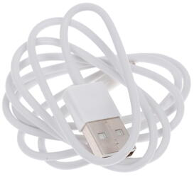 Кабель MobilStyle USB - Lightning 8-pin белый