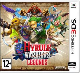 Игра для 3DS Hyrule Warriors Legends Limited Edition