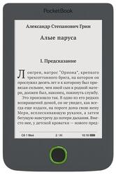 6'' Электронная книга PocketBook 614 + чехол