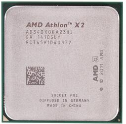 Процессор AMD Athlon II X2 340