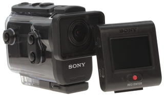 Экшн видеокамера Sony HDR AS50R черный