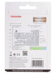 Память USB Flash Toshiba HAYABUSA 32 Гб