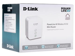 Адаптер PowerLine D-link DHP-1220AV