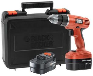 Шуруповерт Black&Decker EPC14CABK