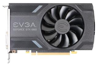 Видеокарта EVGA GeForce GTX 1060 GAMING [03G-P4-6160-KR]