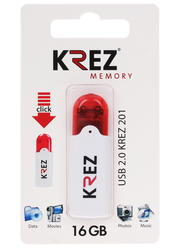 Память USB Flash KREZ 201 16 Гб