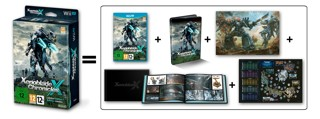 Игра для Wii U Xenoblade Chronicles X Limited Edition