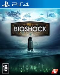 Игра для PS4 BioShock: The Collection