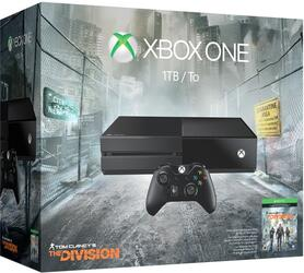 Игровая приставка Microsoft Xbox One 1 Tb + Tom Clancy's The Division