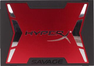 240 Гб SSD-накопитель Kingston HyperX SAVAGE [SHSS37A/240G]