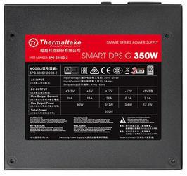 Блок питания Thermaltake Smart DPS G 350W [PS-SPG-0350DPCWXX-2]