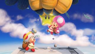Игра для Wii U Captain Toad