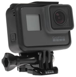 Экшн видеокамера GoPro HERO5 Black Edition черный