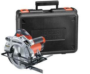 Пила дисковая Black&Decker KS1500LK