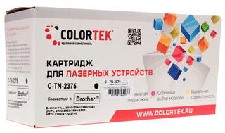Картридж лазерный Colortek TN-2375