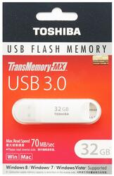 Память USB Flash Toshiba TransMemory-MX 32 Гб