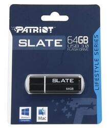 Память USB Flash Patriot LifeStyle Slate PSF64GLSS3USB 64 Гб
