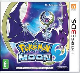 Игра для 3DS Pokemon: Moon