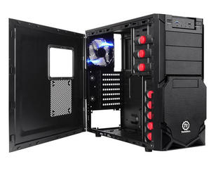 Корпус Thermaltake Commander GS-II черный