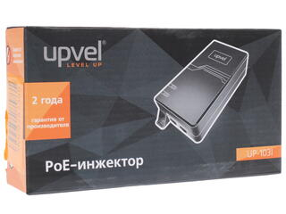 Адаптер PoE UPVEL UP-103I