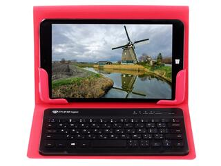 "8"" Планшет Prestigio MultiPad Visconte Quad 3GK 16 Гб + Dock 3G красный"