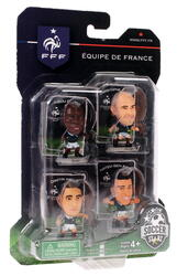 Набор фигурок Soccerstarz - France Player blister pack A