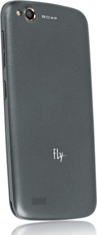 "4.7"" Смартфон Fly IQ4410 Quad Phoenix 4 ГБ серый"