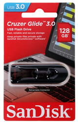 Память USB Flash SanDisk Cruzer Glide 128 Гб