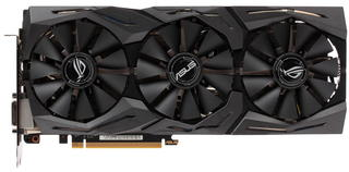 Видеокарта Asus GeForce GTX 1080 STRIX [STRIX-GTX1080-A8G-GAMING]