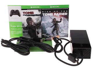 Игровая приставка Microsoft Xbox One 1 Tb + Rise of the Tomb Raider