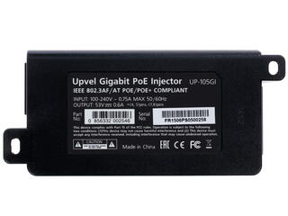 Адаптер PoE UPVEL UP-105GI