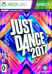 Игра для Xbox 360 Just Dance 2017 Old Gen Edition