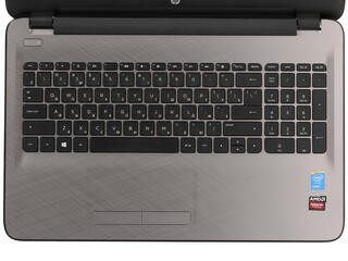 "15.6"" Ноутбук HP Notebook 15-ac629ur серебристый"