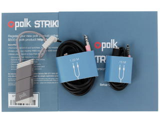 Наушники Polk Audio Striker P1