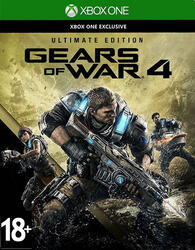 Игра для Xbox One Gears of War 4 Ultimate Edition