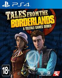 Игра для PS4 Tales from the Borderlands