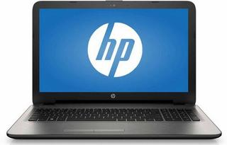 "15.6"" Ноутбук HP Notebook 15-ay037ur серебристый"