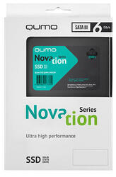 240 ГБ SSD-накопитель Qumo Novation MM [QMM-240GSU]