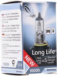 Галогеновая лампа ClearLight HB4 LongLife