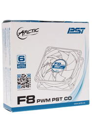 Вентилятор Arctic Cooling F8 PWM PST CO