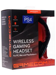 Наушники Plantronics GameCom 818