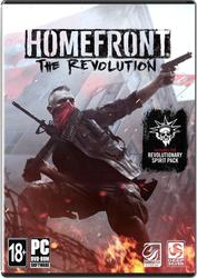Игра для PC Homefront: The Revolution