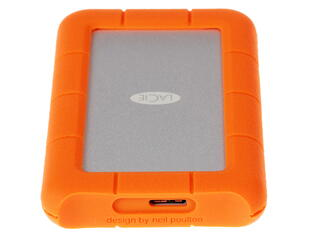 "2.5"" Внешний HDD LaCie 2Tb Rugged Mini Mobile Drive"