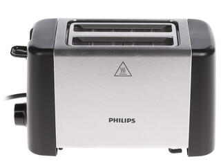 Тостер Philips HD4825/90 серебристый