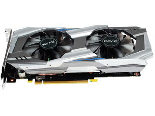 Видеокарта KFA2 GeForce GTX 1060 OC [60NNH7DSL9CK]